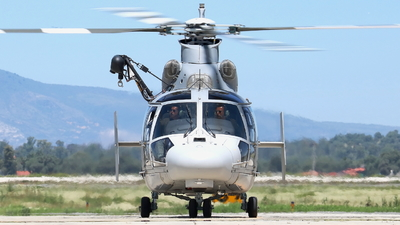 ANX-2156 - Eurocopter AS-565MBe Panther  - Mexico - Navy