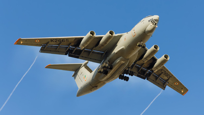 K2665 - Ilyushin IL-76MD - India - Air Force