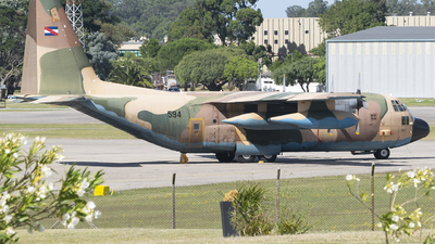 FAU594 - Lockheed KC-130H Hercules - Uruguay - Air Force