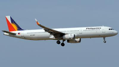 RP-C9917 - Airbus A321-231 - Philippine Airlines