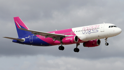 A picture of HALWY - Airbus A320232 - Wizz Air - © Alfonso Solis