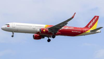 VN-A641 - Airbus A321-211 - VietJet Air