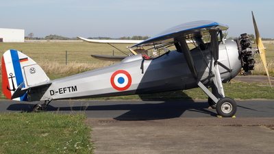 D-EFTM - Morane-Saulnier MS-317 - Private