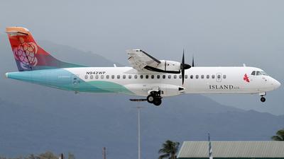 N942WP - ATR 72-212 - Island Airlines