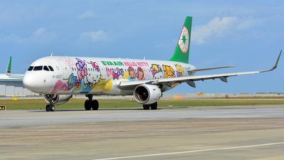 B-16207 - Airbus A321-211 - Eva Air