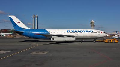 RA-86092 - Ilyushin IL-86 - Rossiya Airlines