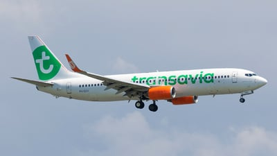 PH-GGY - Boeing 737-8EH - Transavia Airlines