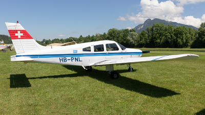 HB-PNL - Piper PA-28-161 Warrior II - Groupement de Vol à Moteur Lausanne