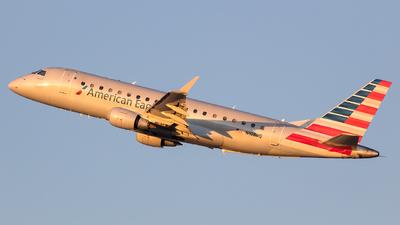 N108HQ - Embraer 170-200LR - American Eagle (Republic Airways)