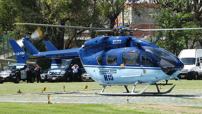 LQ-FQH - Airbus Helicopters H145 - Argentina - Police