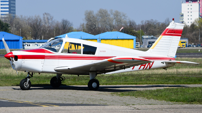 SP-FHN - Piper PA-28-140 Cherokee C - Private