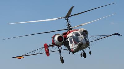 YR-DON - Kamov Ka-26 Hoodlum - Fly Company