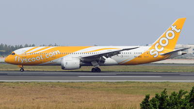 9V-OFE - Boeing 787-8 Dreamliner - Scoot
