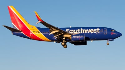A picture of N953WN - Boeing 7377H4 - Southwest Airlines - © Positive Rate Photography