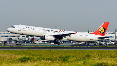 B-22607 - Airbus A321-131 - TransAsia Airways