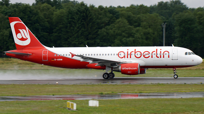 D-ABNW - Airbus A320-214 - Air Berlin