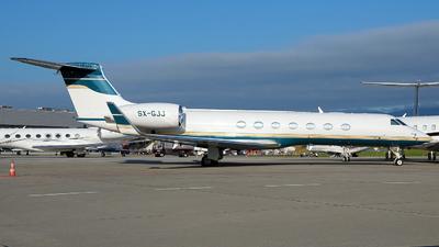 SX-GJJ - Gulfstream G550 - GainJet Aviation