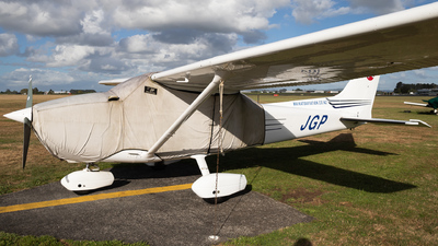 ZK-JGP - Cessna 172M Skyhawk - Waikato Aviation