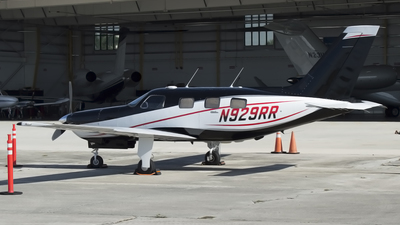 N929RR - Piper PA-46-350P Malibu Mirage - Private