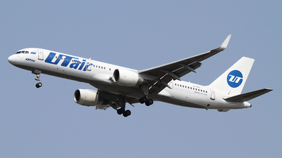 VQ-BEZ - Boeing 757-2Q8 - UTair Aviation