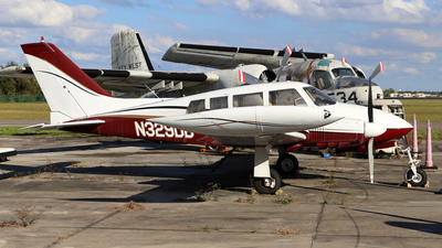 N329DB - Cessna 320B Skyknight - Private