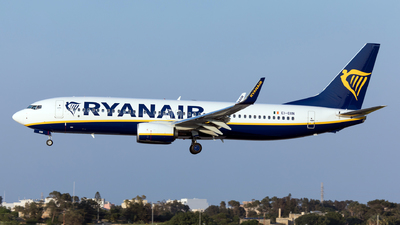 EI-GXN - Boeing 737-8AS - Ryanair