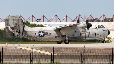 162166 - Grumman C-2A Greyhound - United States - US Navy (USN)