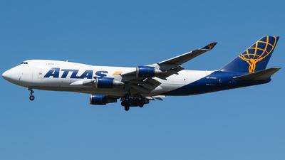 N485MC - Boeing 747-45EF(SCD) - Atlas Air