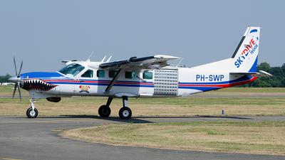 A picture of PHSWP - Cessna 208B Grand Caravan - [208B1124] - © Paul Stam