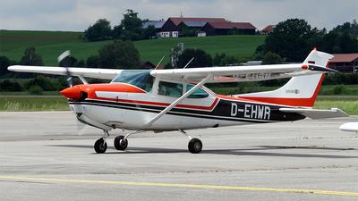 D-EHWR - Reims-Cessna FR182 Skylane RG II - Private