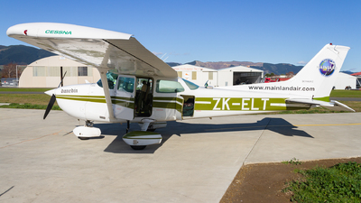 ZK-ELT - Cessna 172N Skyhawk II - Mainland Air