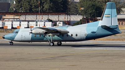 5-2604 - Fokker F27-400M Troopship - Iran - Navy