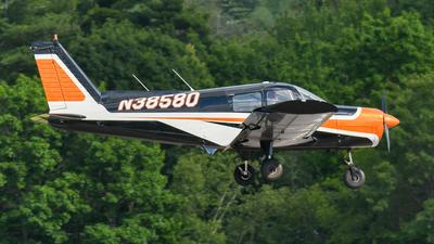 N38580 - Piper PA-28-140 Cherokee Cruiser - Private