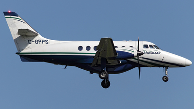 C-GPPS - British Aerospace Jetstream 32 - Pascan Aviation