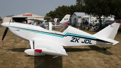 ZK-JDL - Glasair Aviation Glasair ITD - Private