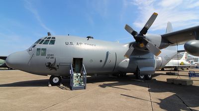 69-6580 - Lockheed C-130E Hercules - United States - US Air Force (USAF)