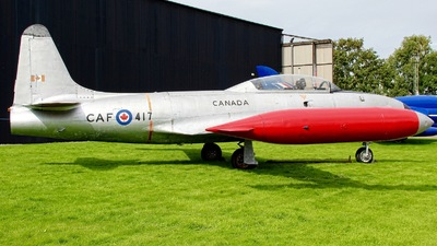 21417 - Canadair CT-133 Silver Star - Canada - Royal Canadian Air Force (RCAF)