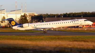 A picture of DACKA - Mitsubishi CRJ900LR - Lufthansa - © Marcel Schmidt