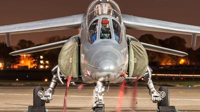 AT-01 - Dassault-Breguet-Dornier Alpha Jet 1B+ - Belgium - Air Force