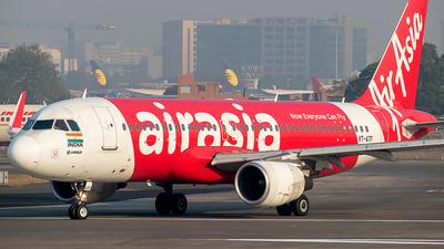 A picture of VTATF - Airbus A320216 - AirAsia - © Sanskar nawani