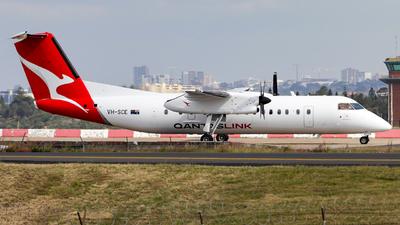 VH-SCE - Bombardier Dash 8-Q315 - QantasLink (Eastern Australia Airlines)