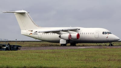 A picture of DAMGL - BAe 146200 - [E2055] - © n94504