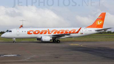 YV2953 - Embraer 190-100IGW - Conviasa