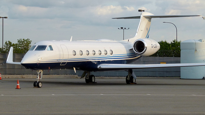 G-LSCW - Gulfstream G550 - Private