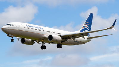 HP-1840CMP - Boeing 737-8V3 - Copa Airlines