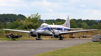 G-DHDV - De Havilland DH-104 Dove 8 - Private