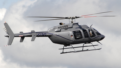 A picture of N117PC - Bell 407 - [54713] - © Brian Boche