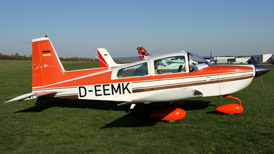 A picture of DEEMK - Grumman American AA5B Tiger - [AA5B1014] - © Daniel Schwinn