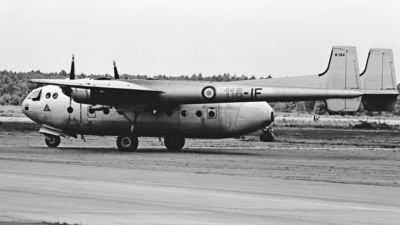 104 - Nord 2501 Noratlas - France - Air Force