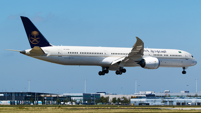 HZ-AR28 - Boeing 787-10 Dreamliner - Saudi Arabian Airlines